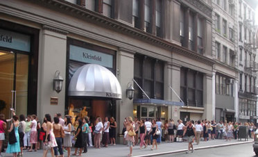 Kleinfeld Sample Sale!! November 27th in NYC