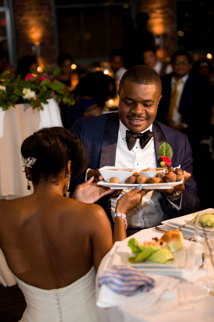 nigerian breaking the kolanut igbo wedding ceremony nigerian wedding planner in new york statuesque events
