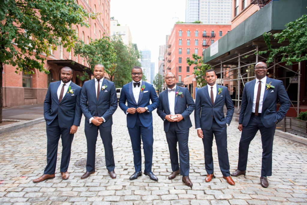 groomsmen in tribeca new york city groomsmen ny wedding planner statuesque events