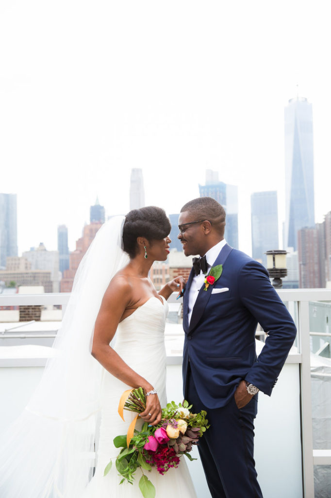 tribeca rooftop wedding new york city wedding planner statuesque events