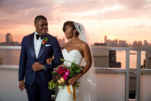 rooftop wedding in new york city wedding planner statuesque events