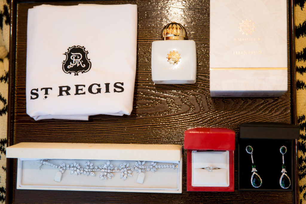 wedding at st regis hotel new york city wedding planner