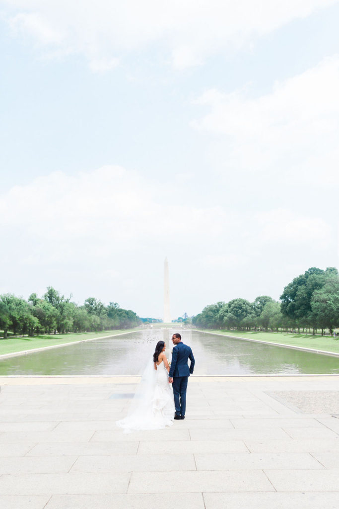 wedding at national mall statuesque events