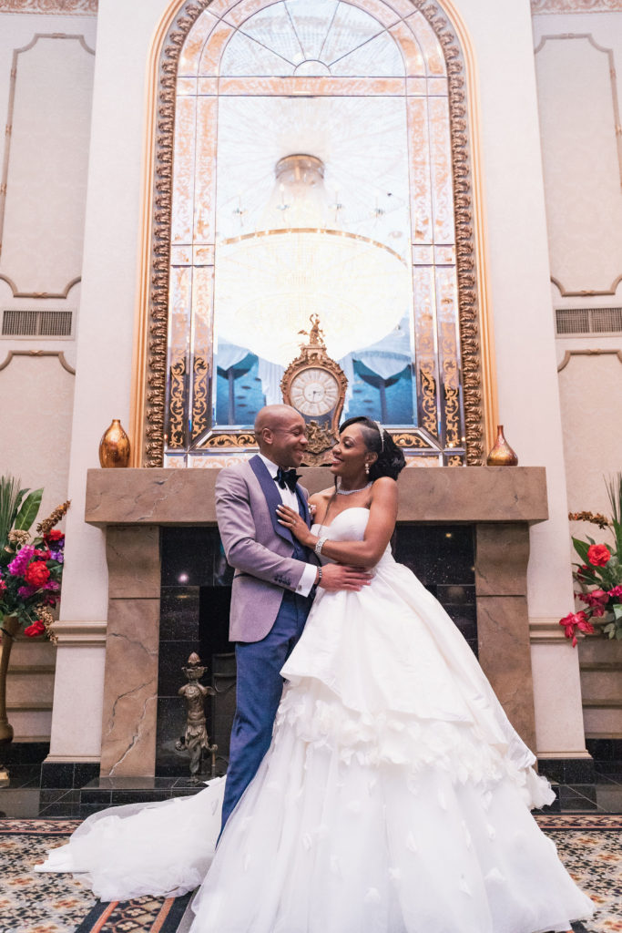 camerounian wedding planner maryland