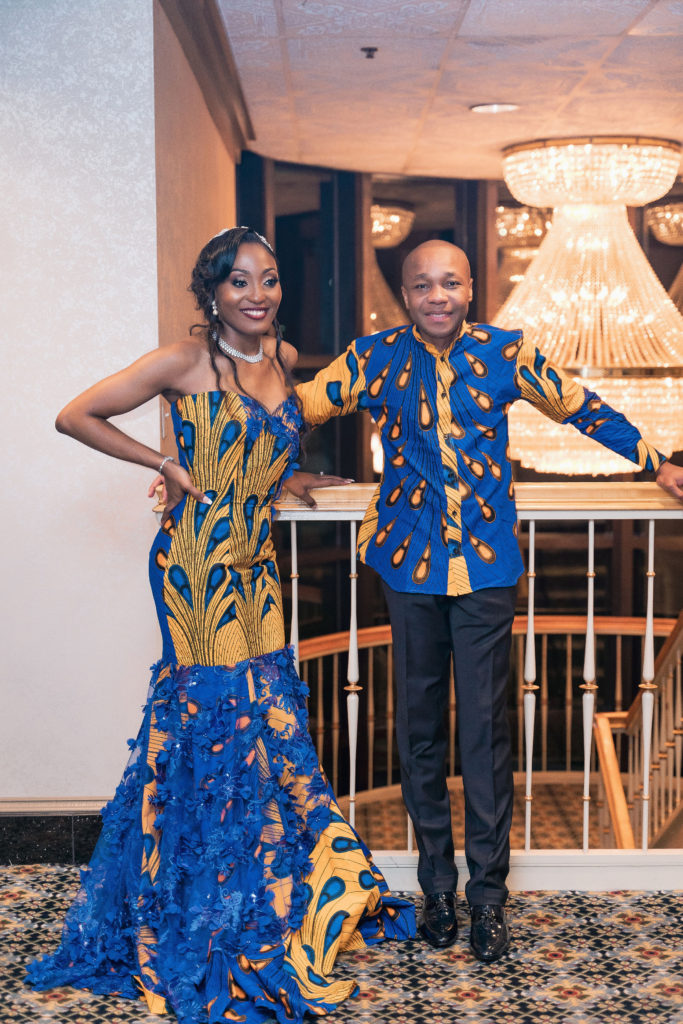 cameroonian wedding outfit idea maryland wedding planner statuesque events