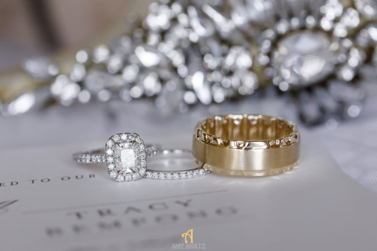wedding rings statuesque events
