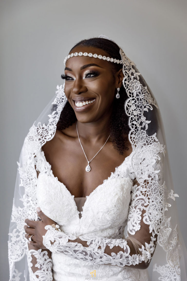 ghanaian bride in new england statuesque events