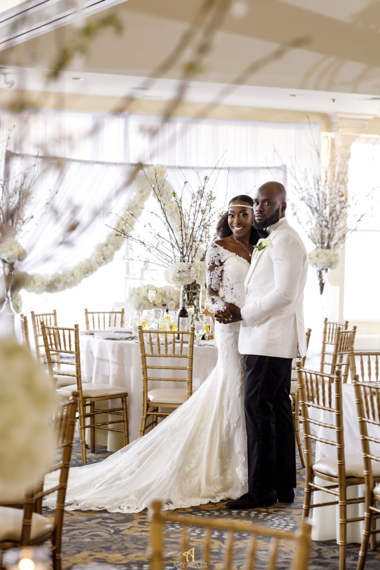 ghanaian wedding planner in new england statuesque events