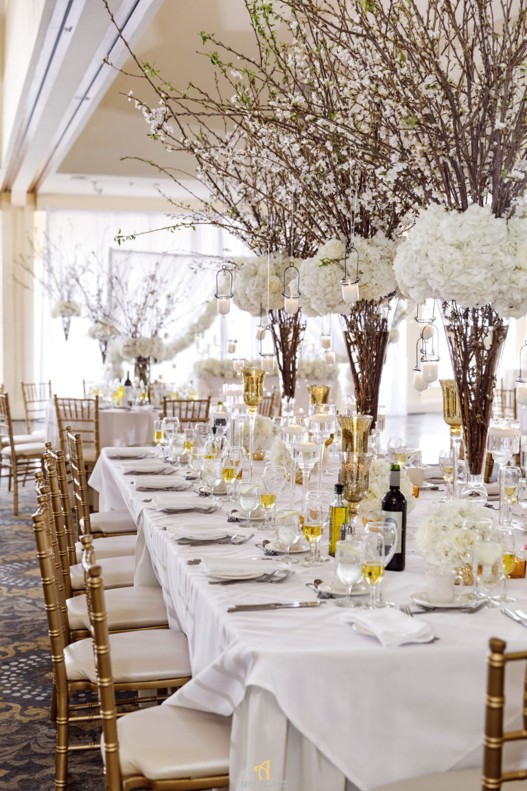 luxury new england wedding statuesque events