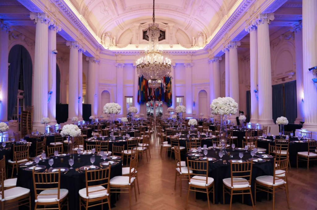 event planner organization of american states washington dc