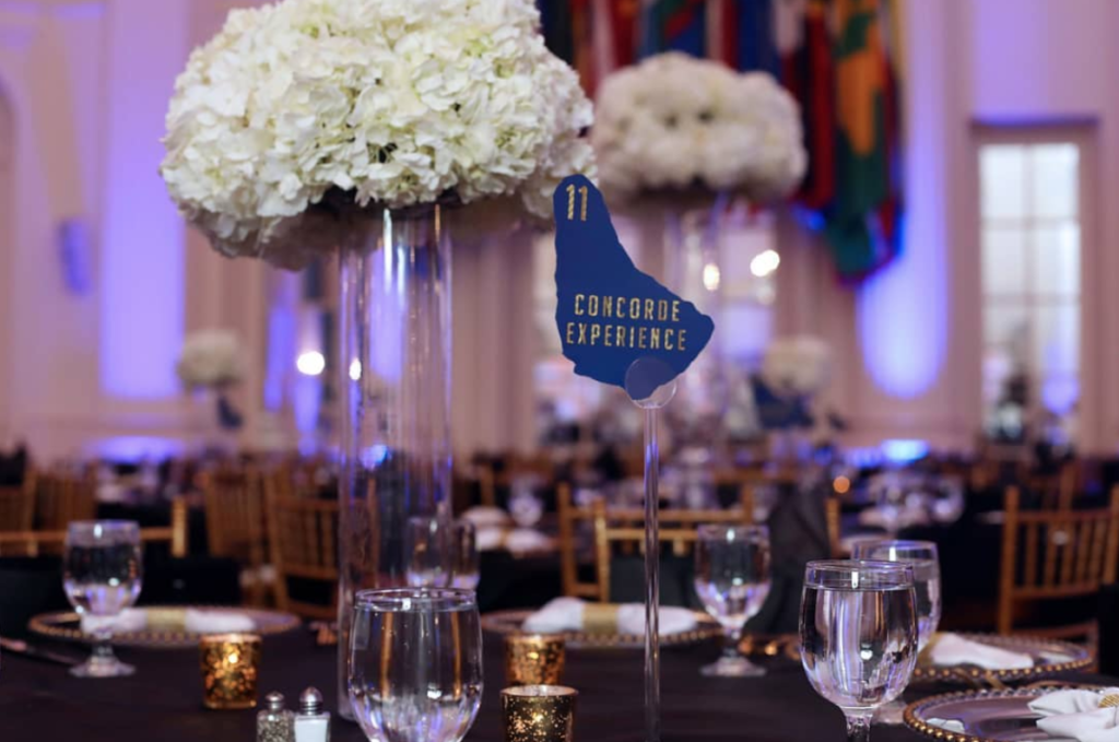 corporate event planner embassy of barbados