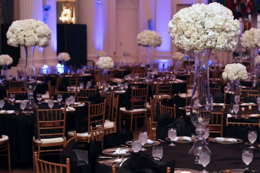 corporate event planner for embassies washington dc