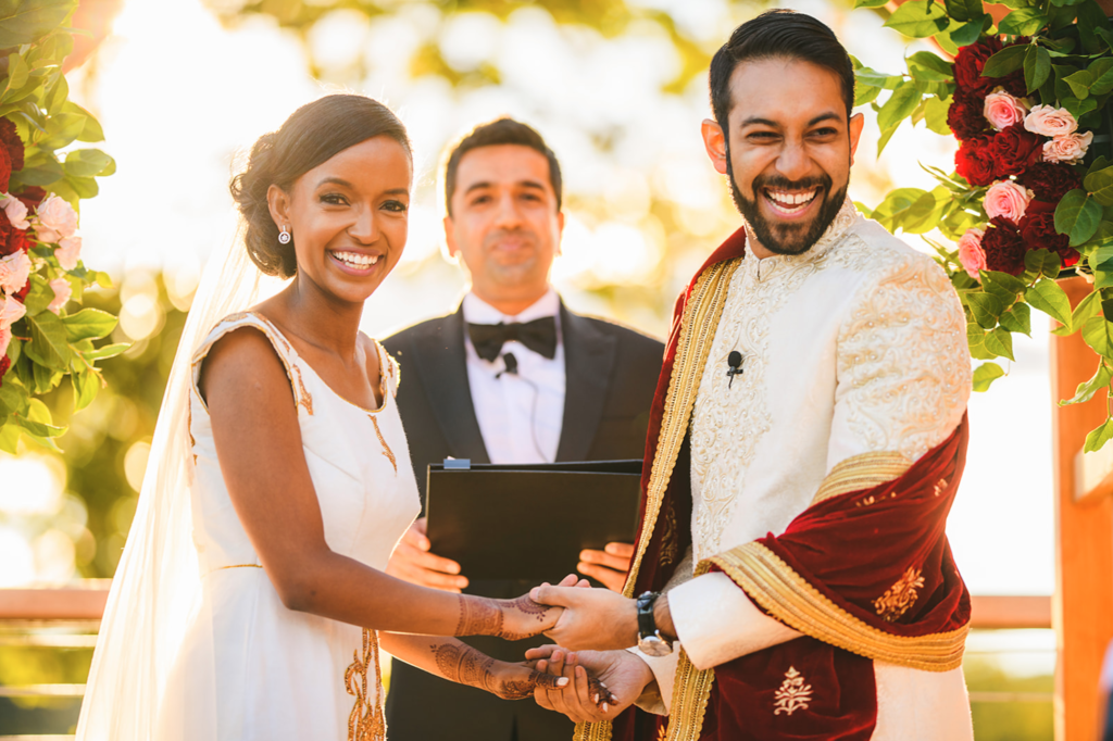intercultural wedding planner washington dc
