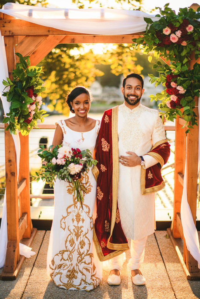 ethiopian pakistani wedding planner washington dc