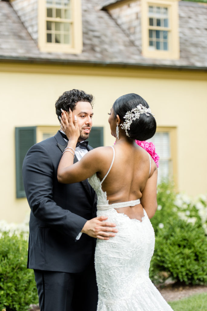 trinidadian and el salvadorian wedding in washington dc