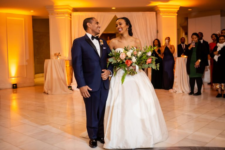 ethiopian wedding planner washington dc
