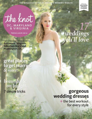 theknot dc Summer 2014 edition statuesque events washington dc wedding planner