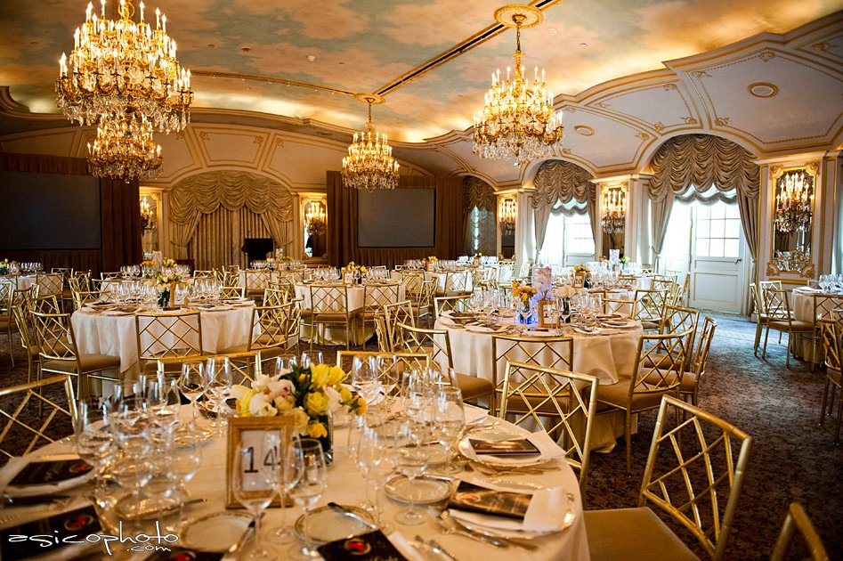 St Regis Hotel Wedding Ny Washington Dc