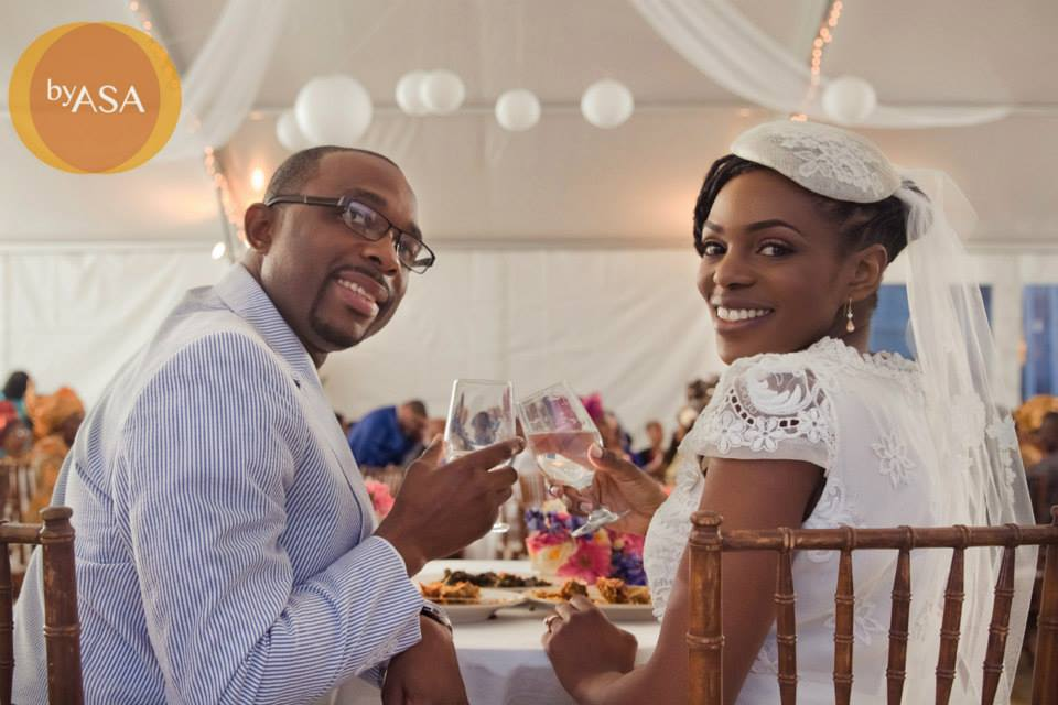 Real Wedding: Jay and Crystal Nwachu [Photos]