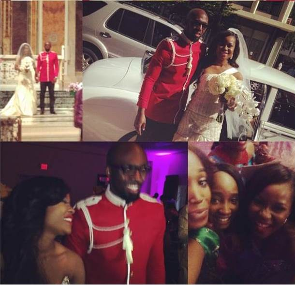 Shade Babarinde & Pelumi Olatinpo Wedding