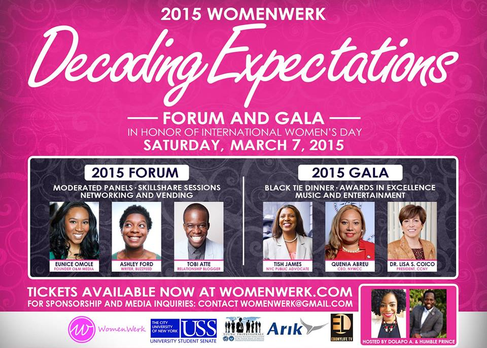 Statuesque Events to Design Women Werk Gala in Honor of International Women's Day