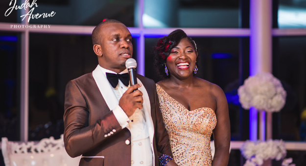 Bunmi and Seun's Luxury Nigerian Wedding Newton White Mansion