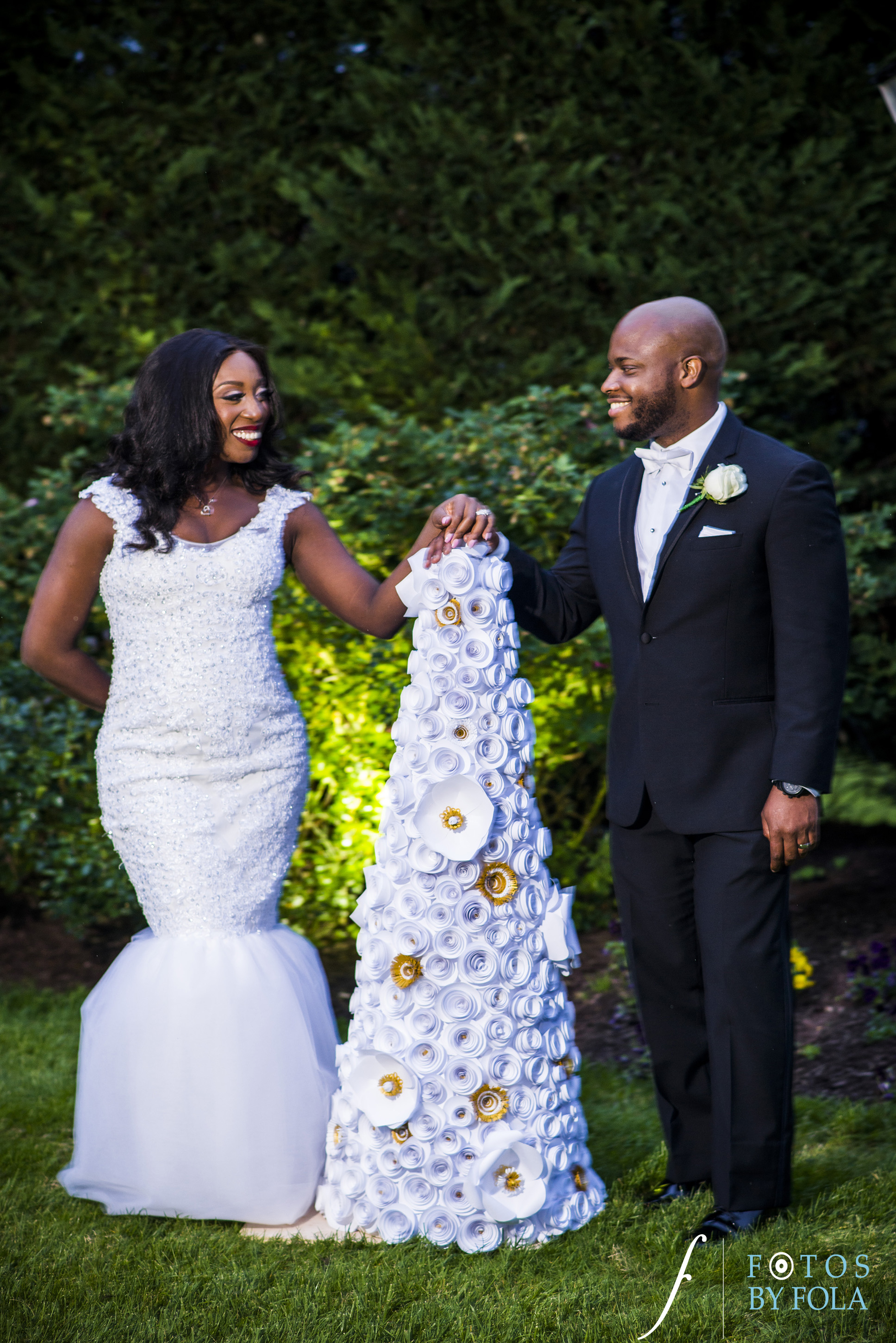 paper trees maryland wedding