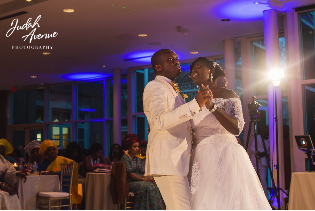 Bunmi and Seun Wedding Washington DC Newton White Mansion