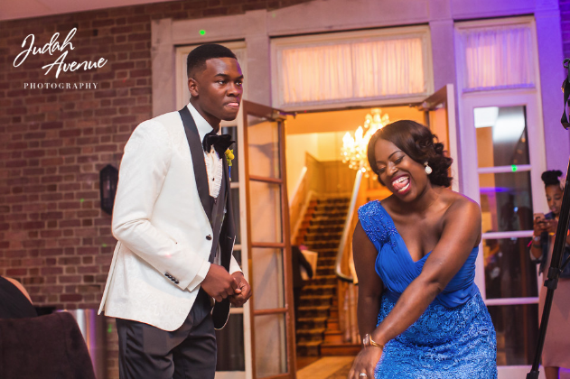 Nigerian and African Wedding Planner Washington DC Maryland