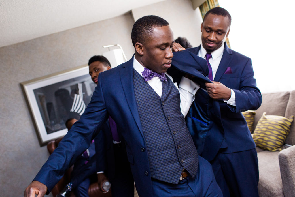 Nigerian Groomsmen Maryland Washington DC