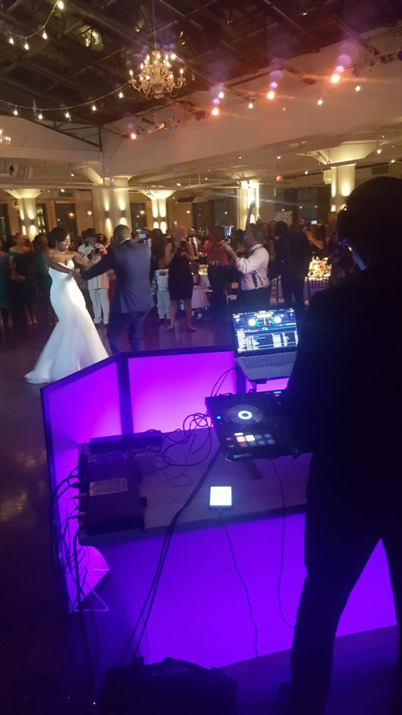 dj chase white new york wedding planner