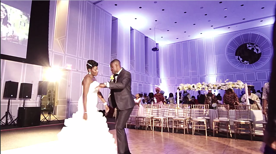 tolu and sina wedding samuel riggs alumni center college park maryland nigerian wedding planner