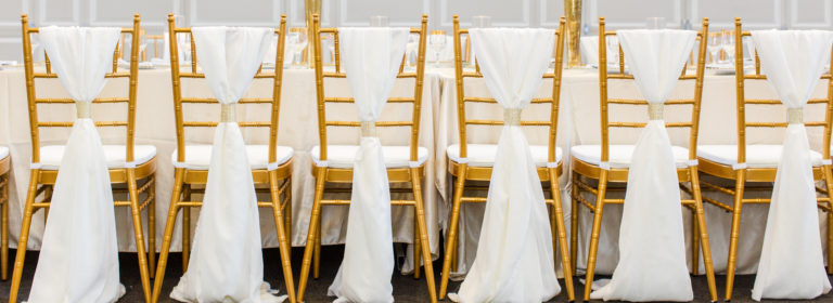 Chiavari Chair Sash Maryland Washington DC