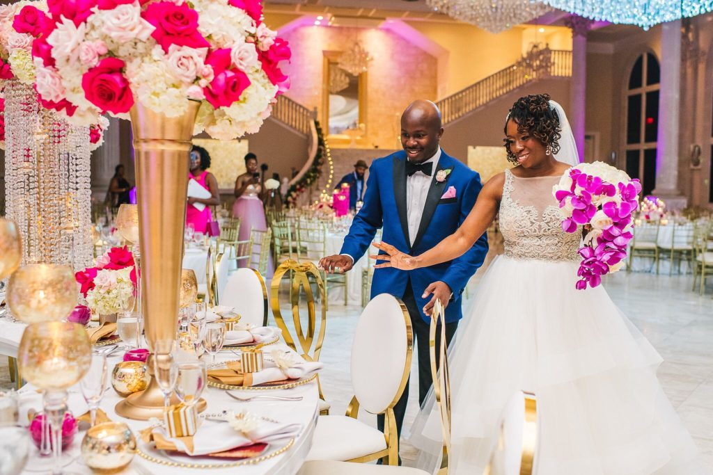 Nigerian wedding planner maryland virginia new york new jersey