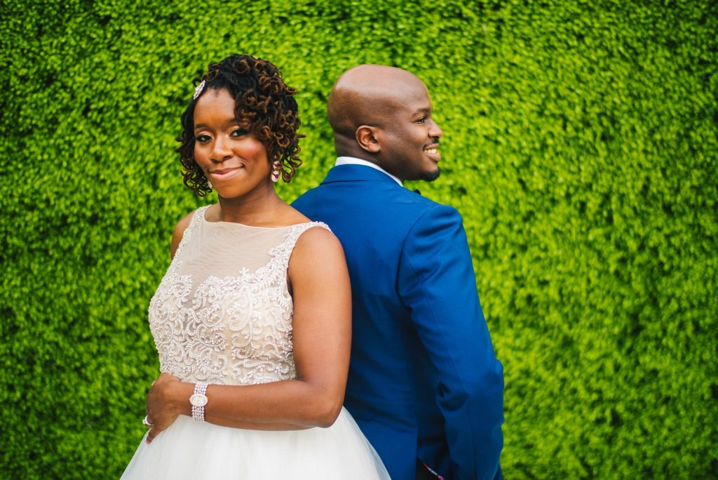 Nigerian wedding planner in DC maryland virginia