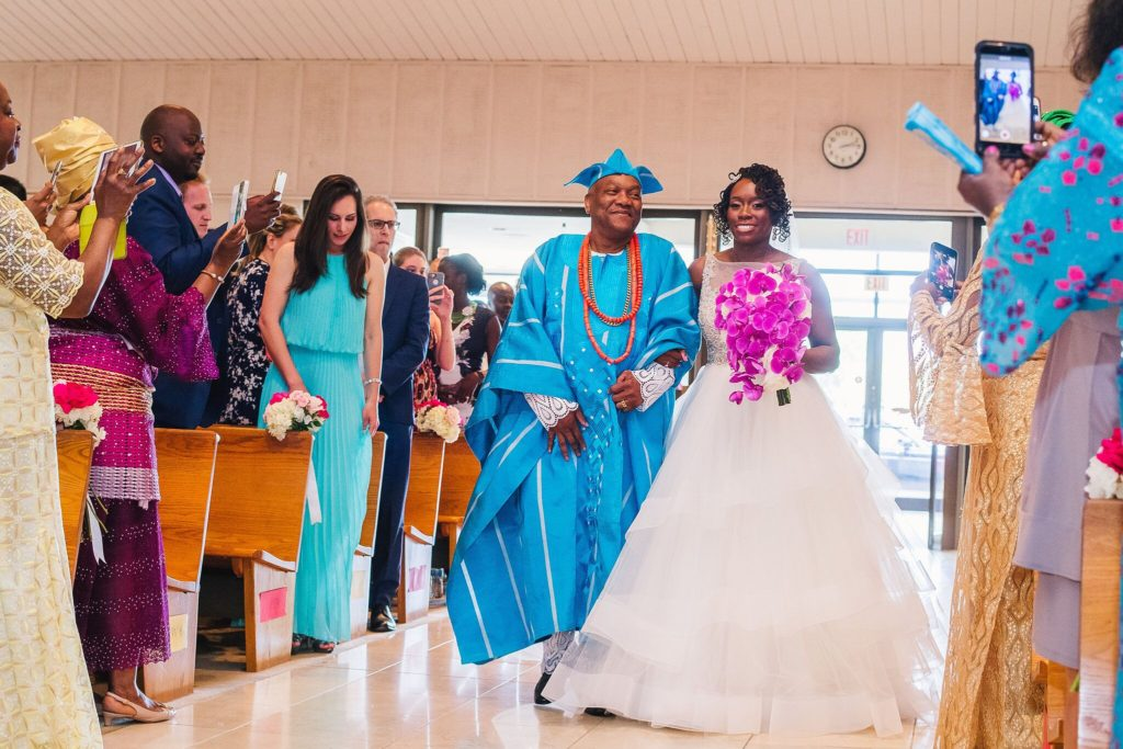 Nigerian wedding planner in maryland