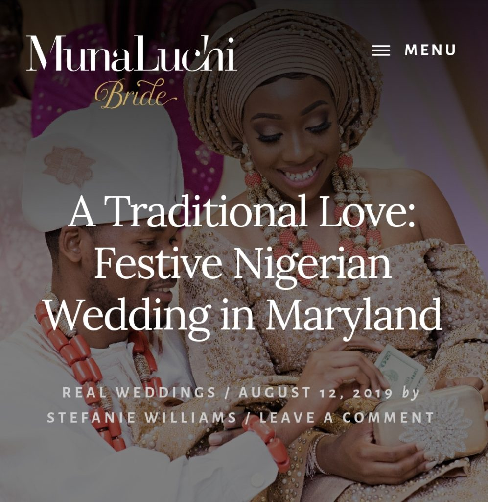 seyi and toyin falana wedding on munaluchi bride magazine