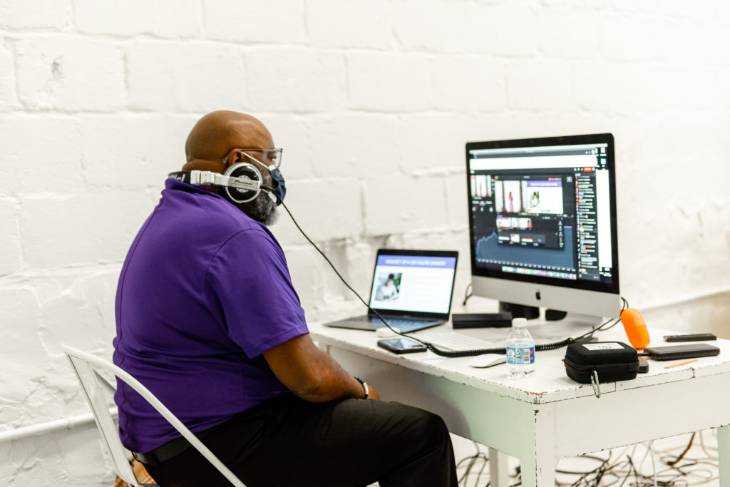 virtual event production for entrepreneurs and corporations